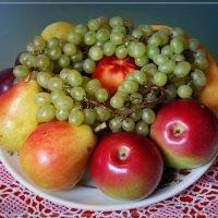 С яблочным Спасом, православные! :) :: НАТАЛИ natali-t8