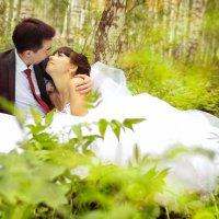 Свадьба :: Любовь Шерстнева