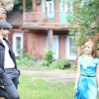 Love story Тимофей и Дарья 28.07.14 Part I 30-е :: Alexander Vasilyev