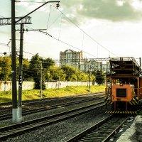 """Станция """"Кунцево"""" :: Bespalevniy"""