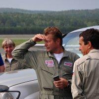 картинки с Авиашоу в Красноярске-1, пилоты :: Ларико Ильющенко