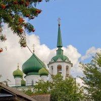 Церковь Рождества Иоанна Предтечи :: Владимир Балюко