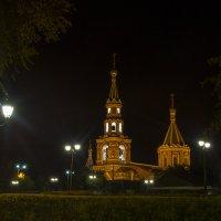 Свято-Николаевский Кафедральный собор :: Alex G.