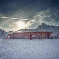 Австрия... ледник Китцштайнхорн ... :: Александр Вивчарик