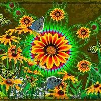 Цветочная поляна :: Юлия Z