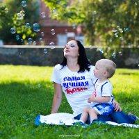 пузыри :: Валерия Стригунова