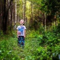 Один в лесу :: Виктория