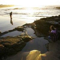Прогулка у океана :: Светлана marokkanka