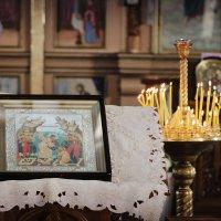 В церкви) :: Sabrina Bondarenko