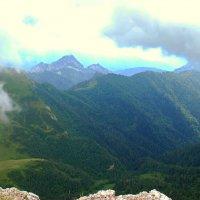 И это наши горы... :: Сергей Карачин