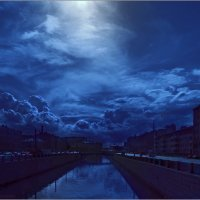 Лунная соната :: Станислав Лебединский