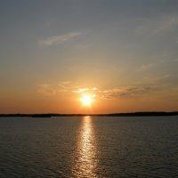 Закат на Балтийском море! :: Эльф ```````