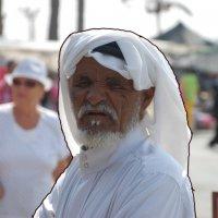 бедуинский шейх :: исаак  фингер
