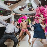 Ах,эта свадьба... :: Дмитрий Палюнин