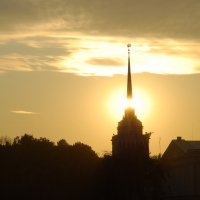 Питерские закаты :: tipchik