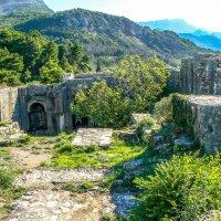 руины монастыря :: Сергей Цветков