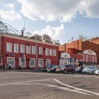 Театр на Таганке 2 (без проводов) :: Павел Myth Буканов