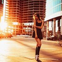 Dance on Sunset :: Георгий Чернядьев
