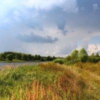 Пейзаж :: Лера Матвеева