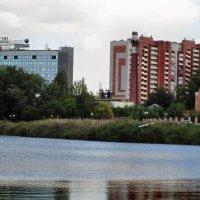 Городской пейзаж... :: Тамара (st.tamara)