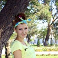 Будущая мамочка... :: Ксения Казимирова