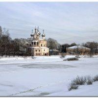 Зимний пейзаж. :: Vadim WadimS67