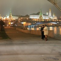 Ночная красавица Москва :: Ирина Кураж