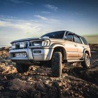 Toyota Hilux Surf SSR(G) :: Вероника Галтыхина