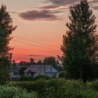 Розовое небо :: sorovey Sol