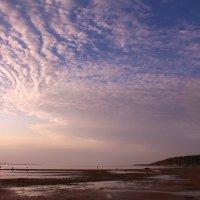 Под небом голубым есть берег мой родной :: Татьяна Ломтева