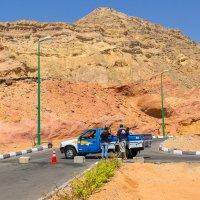 Пустыня Синай :: Сергей Хан