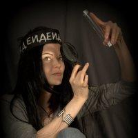 автопортрет :: Tati olentsevich