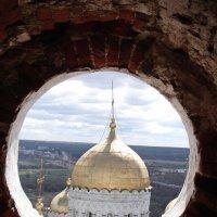 взгляд со своей колокольни... :: Евгения Куприянова