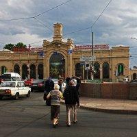 Варшавский вокзал. :: Александр Лейкум