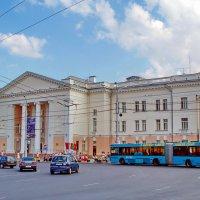 Гомель- Дворец культуры железнодорожников :: yuri Zaitsev