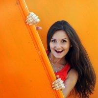 оранжевое настроение :: Romero 96