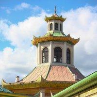 Китайская деревня :: Денис Матвеев