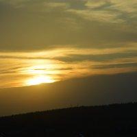закат :: Арина Федорова