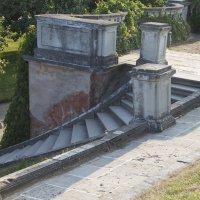 Старая старая лестница :: NIKOLAY Nagaev
