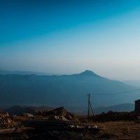 Вид на гору Гестинкьил :: Анзор Агамирзоев