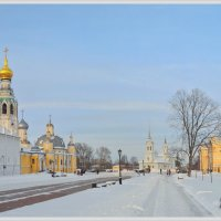 Вологда зимняя. :: Vadim WadimS67
