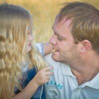 отец и дочь :: Екатерина