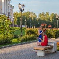 Добрый вечер :: Леонид Никитин