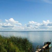 на озере :: Саша Ш.