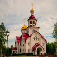 Еще раз про храм Георгия Победоносца. :: Анатолий Бахтин