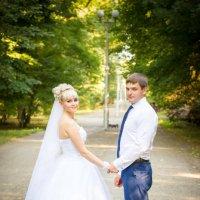 Дмитрий и Оксана :: Татьяна Пожидаева