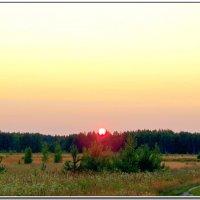 Закатилось...солнце красное...! :: Николай Дементьев