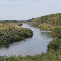Уральская речка Ница :: Olga