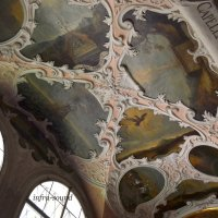 Потолки в церкви Св.Петра :: Lüdmila Bosova (infra-sound)