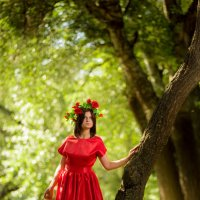 Красная... :: johnby Мраховский